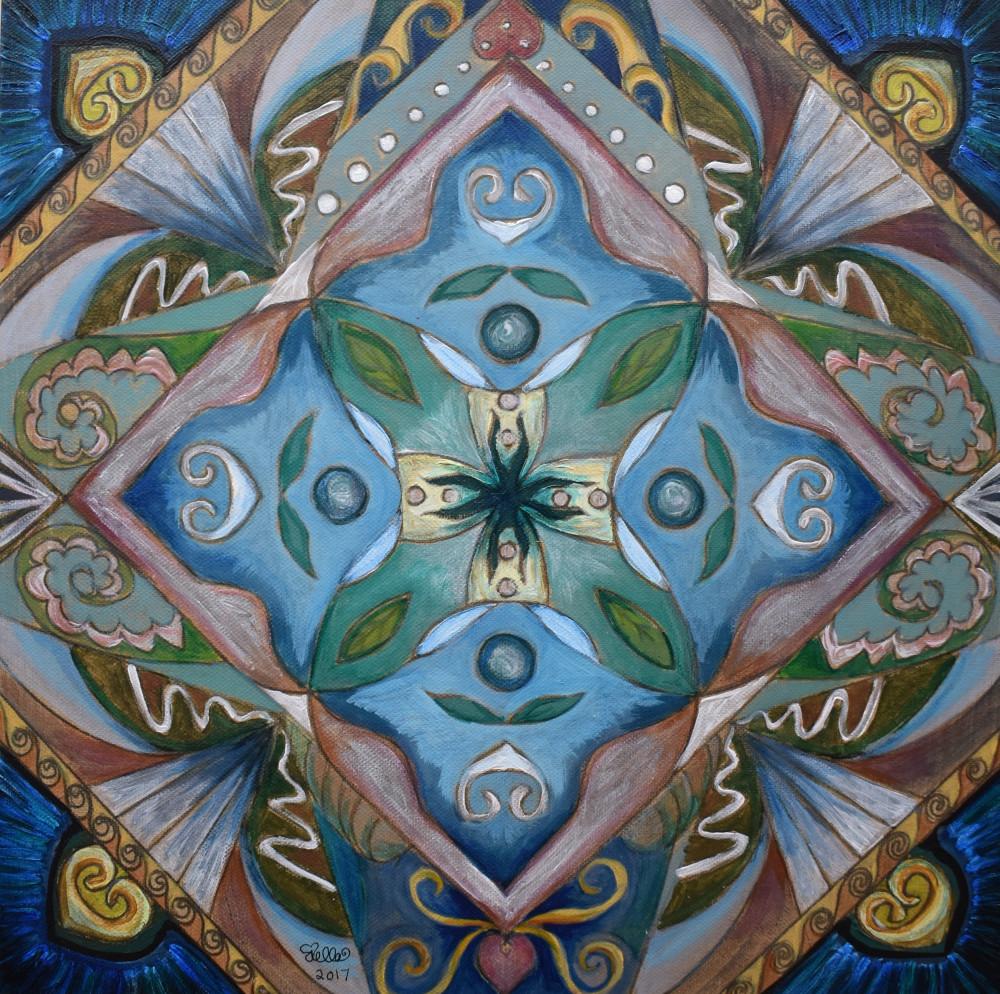 blue-geometric-40x40